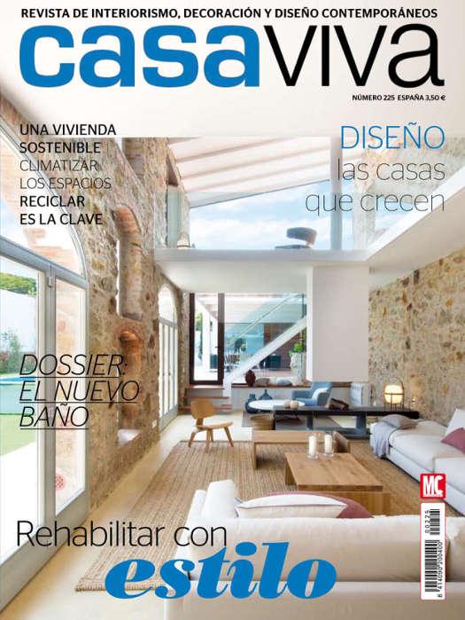 REVISTA-CASA-VIVA-225-FEBRER-2016-Rehabilitacio-a-Pals-Gloria-Duran-Arquitecto