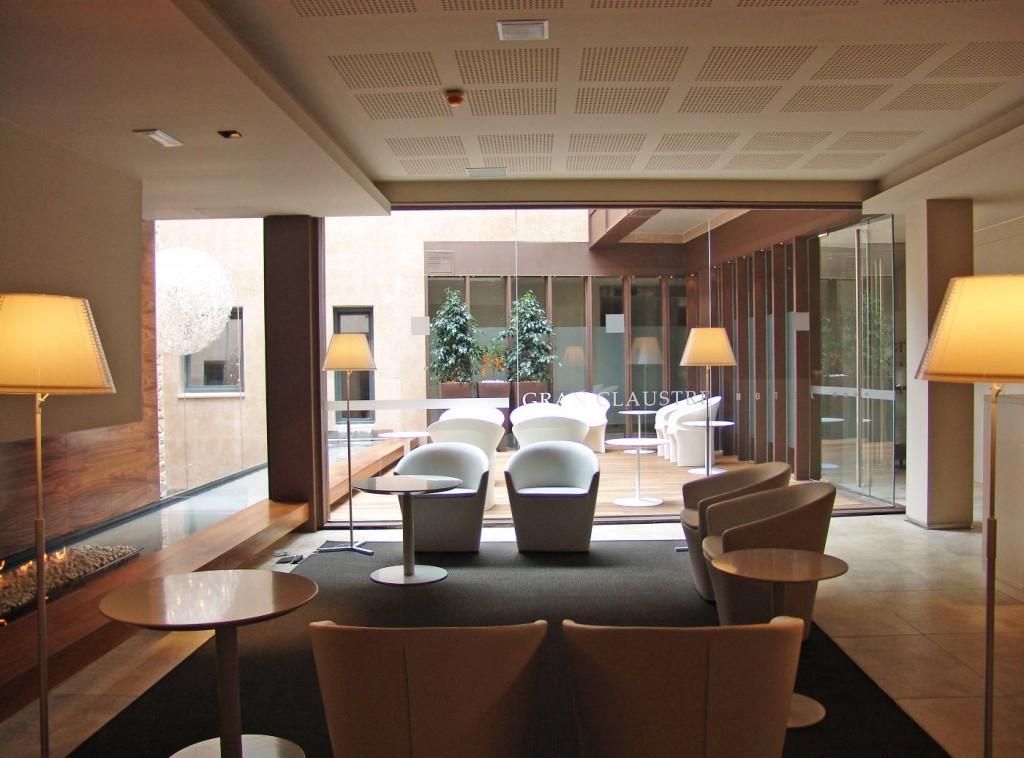 Gloria Duran Arquitecta - HOTEL GRAN CLAUSTRE ALTAFULLA - TARRAGONA