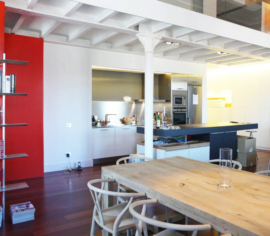Gloria Duran Arquitecta LOFT 22@ BARCELONA
