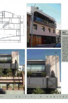 Edificio de viviendas en Rubí