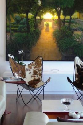 Ampliación e interiorismo de un apartamento en Torrevalentina. Sant Antoni de Calonge