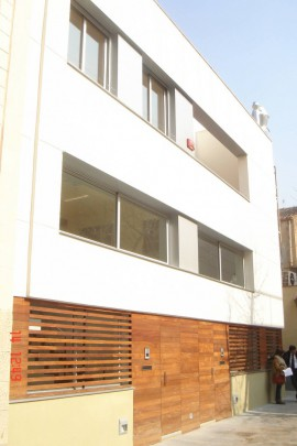 Viviendas en Sant Andreu. Barcelona