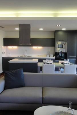 Edifici d'apartaments al Passeig Marítim de Cambrils. Tarragona