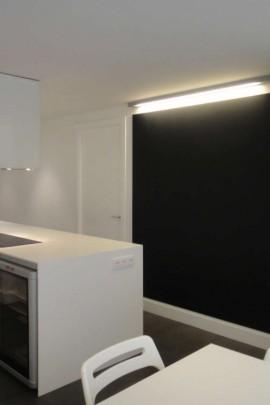Reforma e interiorismo de un apartamento en Cala Romana. Tarragona
