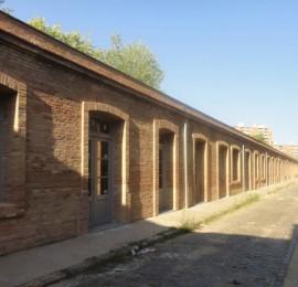 """Rehabilitación del Edificio """"A"""" del complejo Fabra i Coats de Sant Andreu en Barcelona"""