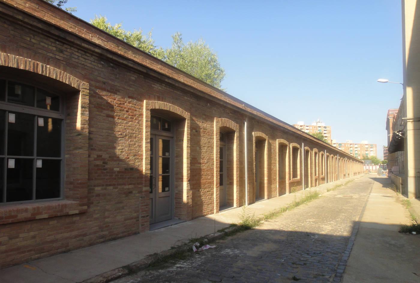diseño de equipamientos y edificios civico culturales, gloria duran arquitecto barcelona
