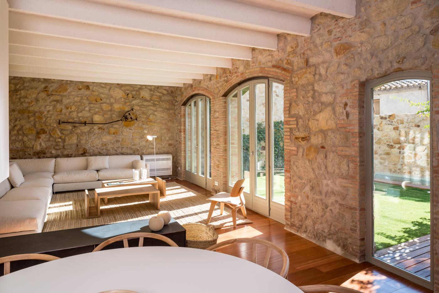 Rehabilitacion y reforma casas rusticas gloria duran estudio de arquitectura - Rehabilitacion de casas ...
