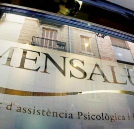 Centro psicología y psiquiatría MENSALUS en Barcelona