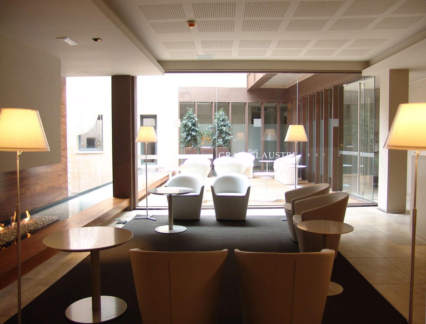 hotel gran claustre en altafulla tarragona