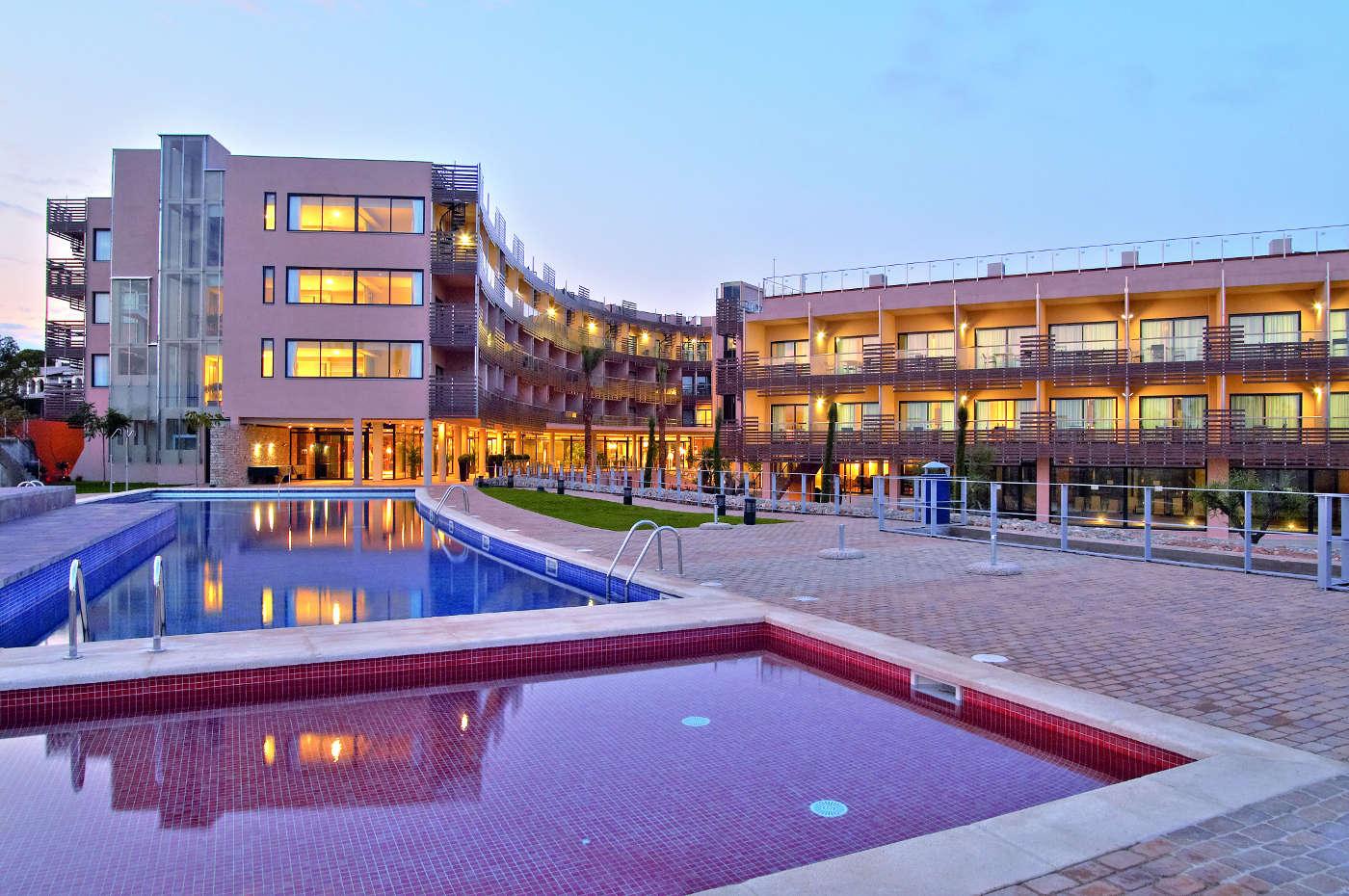 diseño de hoteles, gloria duran, arquitecto barcelona