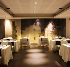Restaurante La Plaça en Altafulla. Tarragona