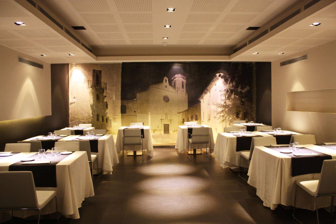 diseño interior restaurantes gloria duran