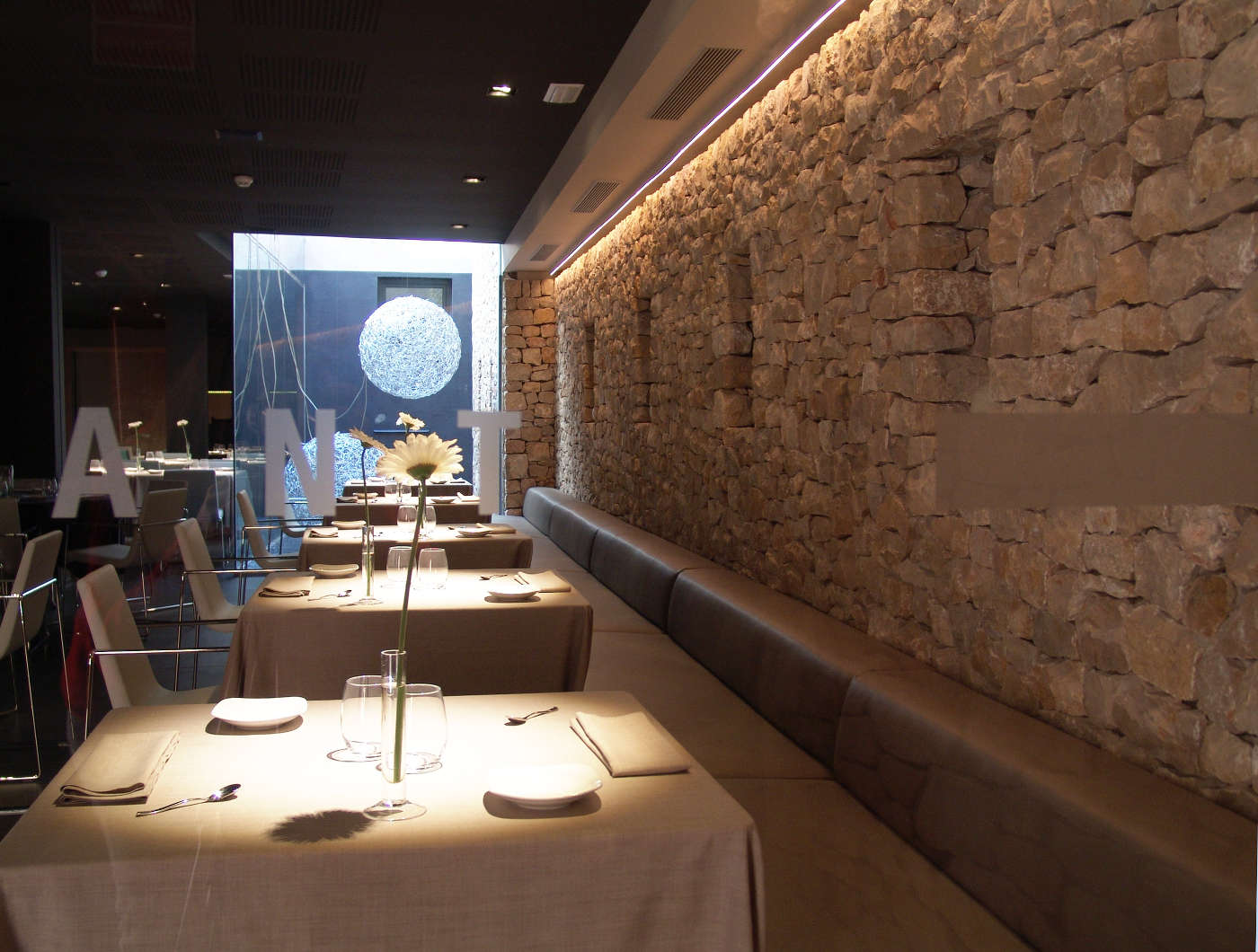 Dise O Interior De Restaurantes Gloria Duran Estudio