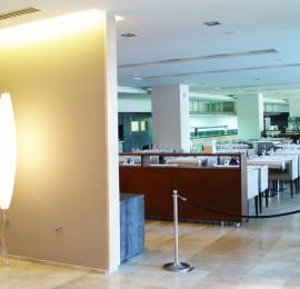 Restaurante Buffet del Delta en El Perelló. Tarragona